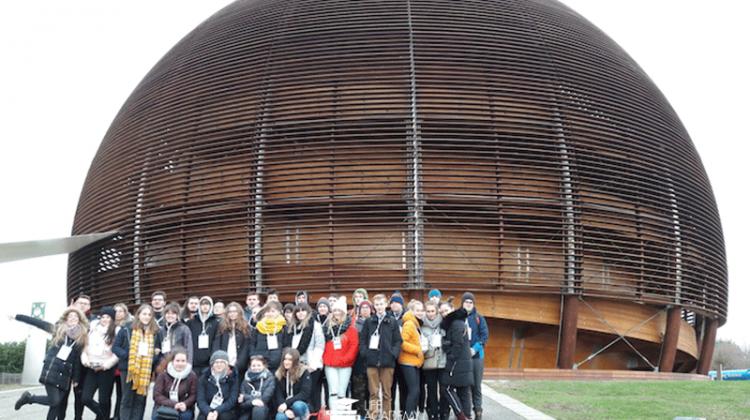 CERN otvoril brány žiakom Life Academy