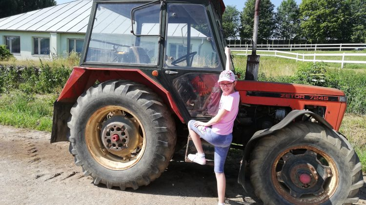 Cesta za mliekom je ťažká a zaujímavá