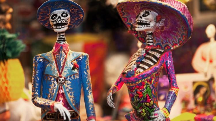 Deň zosnulých — Mexiko