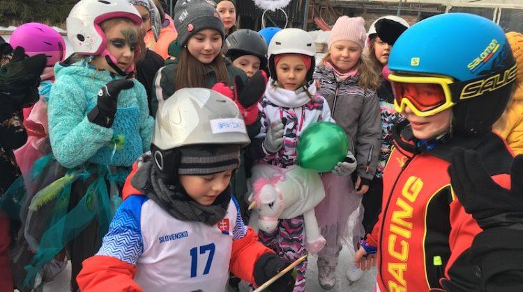 Karneval na ľade