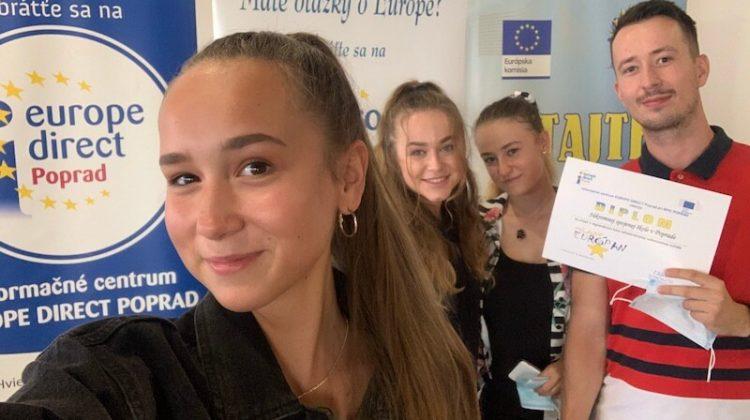 Mladý Európan 2020